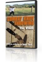 تصویر آموزش نحوه پرتاب چاقو وکارد یک دی وی دی