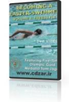 تصویر  آموزش شنا بصورت کاملا فارسی یك دی وی دی