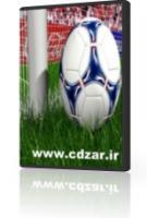 تصویر آموزش فوتبال بصورت فارسی یک دی وی دی منودار