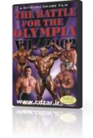 تصویر تمرینات بدنسازی قهرمانان مسترالمپیا 2002 یك دی وی دی