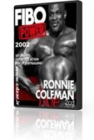 تصویر تمرینات بدنسازی و باشگاهی رونی كلمن 2002 دو سی دی