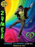 تصویر آموزش ایروبیک زومبا 2012 چهار دی وی دی