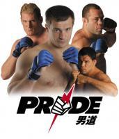 تصویر گلچین مسابقات یو اف سی 2005(pride) دو دی وی دی